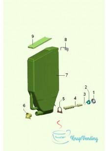 Бункер сахара/чая Н505
