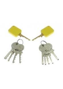 Комплект ключей 2+10